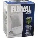 Fluval Spec  Carbon 3Pk Ref A1377