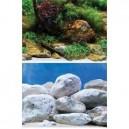 Marina Clear View 3D Jardin Acuatico/Piedras30.5Cm X 7.6M Ref 11753