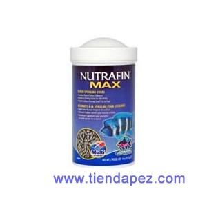 NutrafinMaxSpirulinaCiclidoGranulos-112Grs Ref A6804