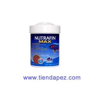 NutrafinMaxCiclidoGranulosPequeños-100Grs Ref A6942