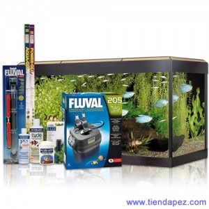Acuario Fluval ROMA 200 lts 100x40x55